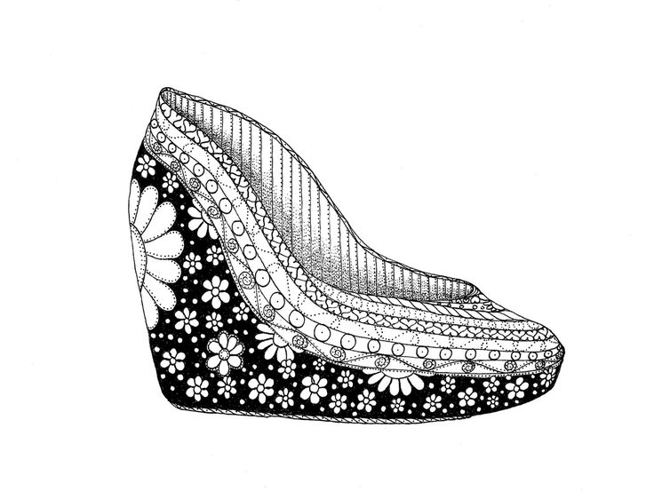 shoes for coloring high heel coloring pages at getcoloringscom free coloring for shoes