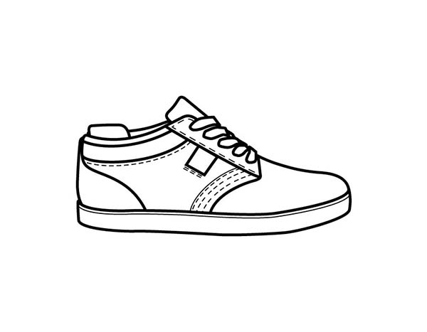 shoes to color jordan shoe coloring pages coloring home color shoes to