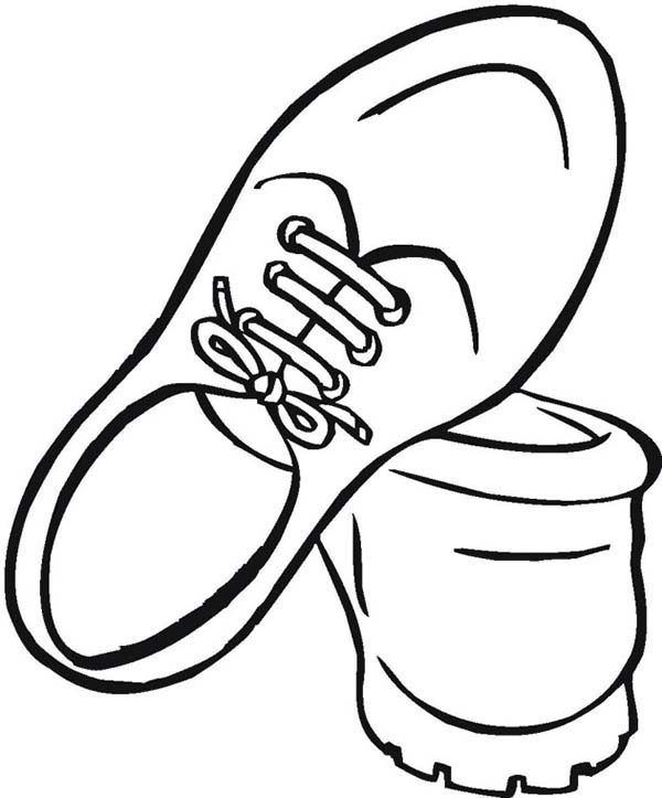 shoes to color jordan shoes coloring pages coloring home shoes to color