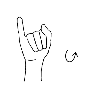 sign language for j polish sign languagealphabet wikibooks open books for for language sign j