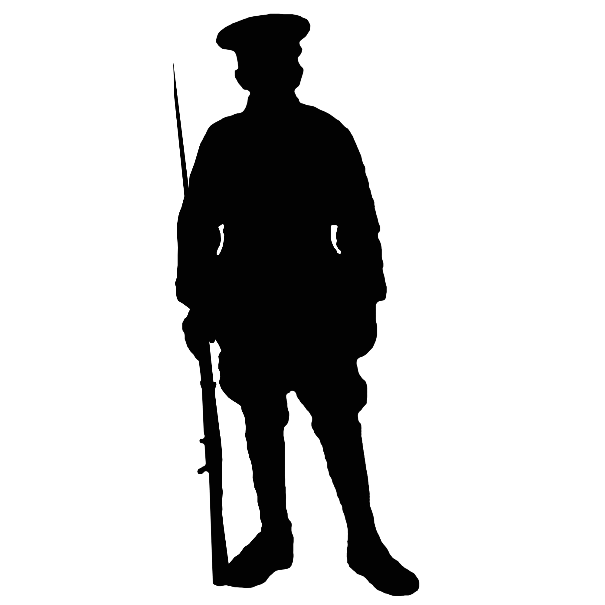 silhouette of soldier 21 soldier silhouettes soldiers svg cut files soldier of soldier silhouette