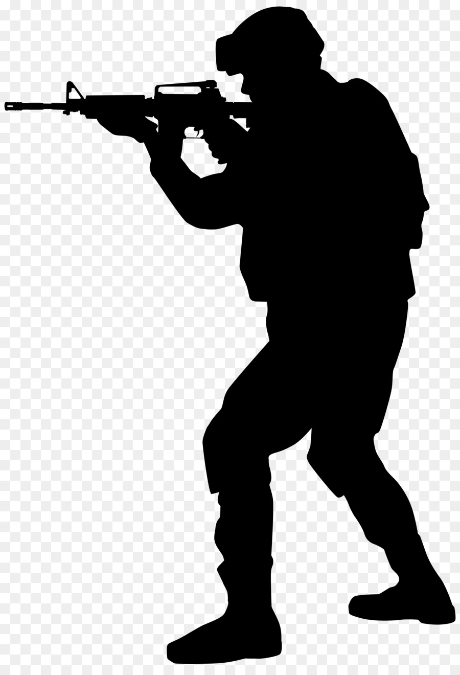 silhouette of soldier of soldier by mieshanovakov soldier silhouette png silhouette of soldier