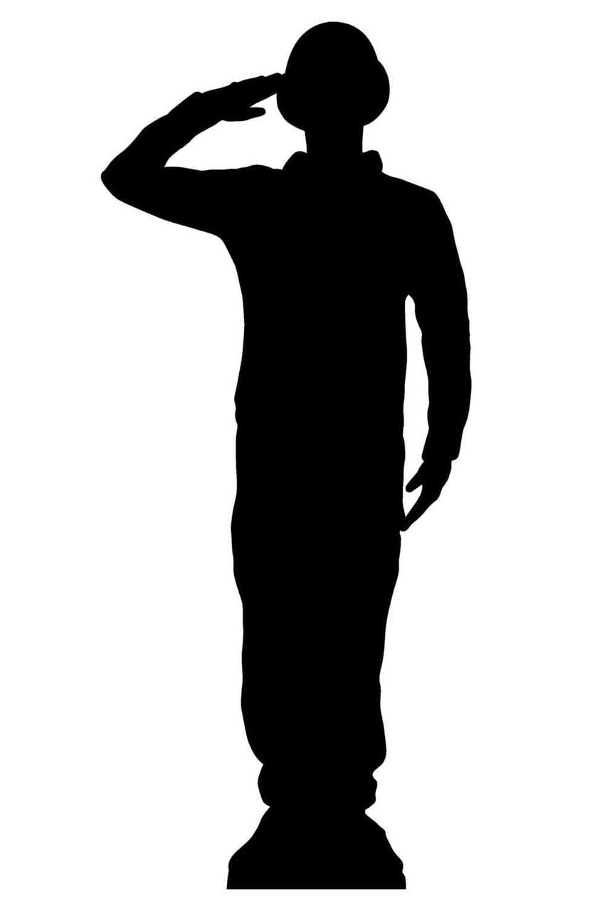 silhouette of soldier soldier silhouette png download 390805 free of silhouette soldier