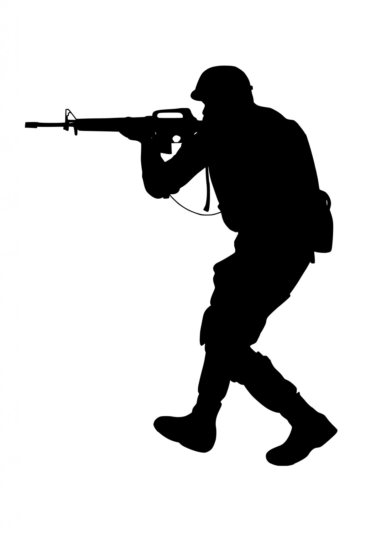 silhouette of soldier soldier silhouette png download 54928000 free of silhouette soldier