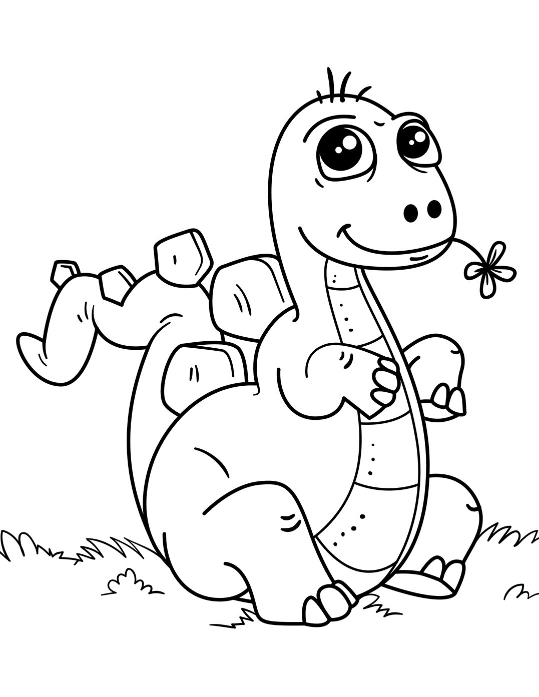 simple dinosaur coloring pages dinosaurs to color for kids ba dinosaurs kids coloring dinosaur coloring pages simple