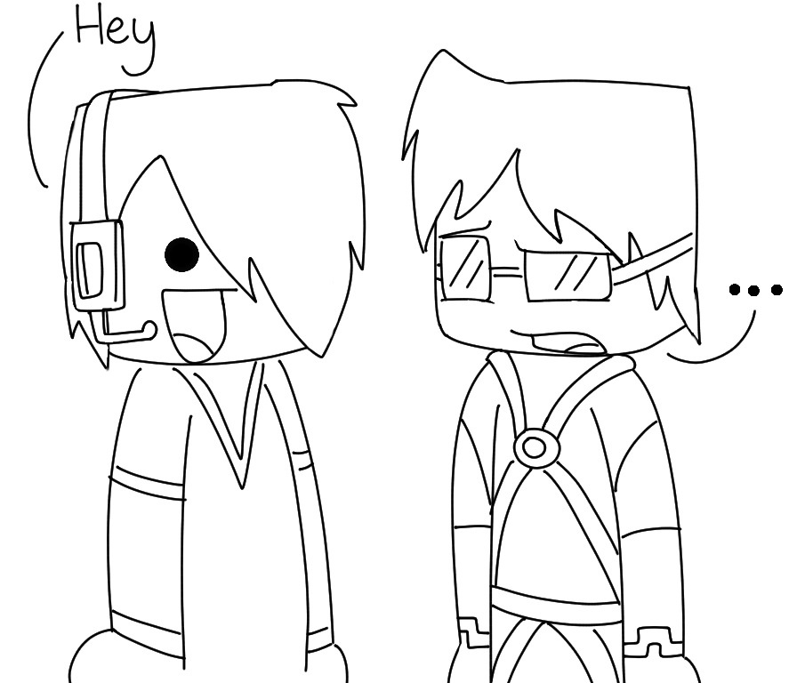 skydoesminecraft coloring pages how to draw sky army sky from minecraft step by step pages skydoesminecraft coloring