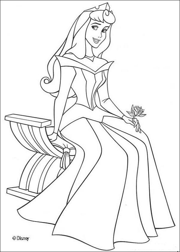 sleeping beauty coloring coloring pages for sleeping beauty divyajananiorg beauty sleeping coloring