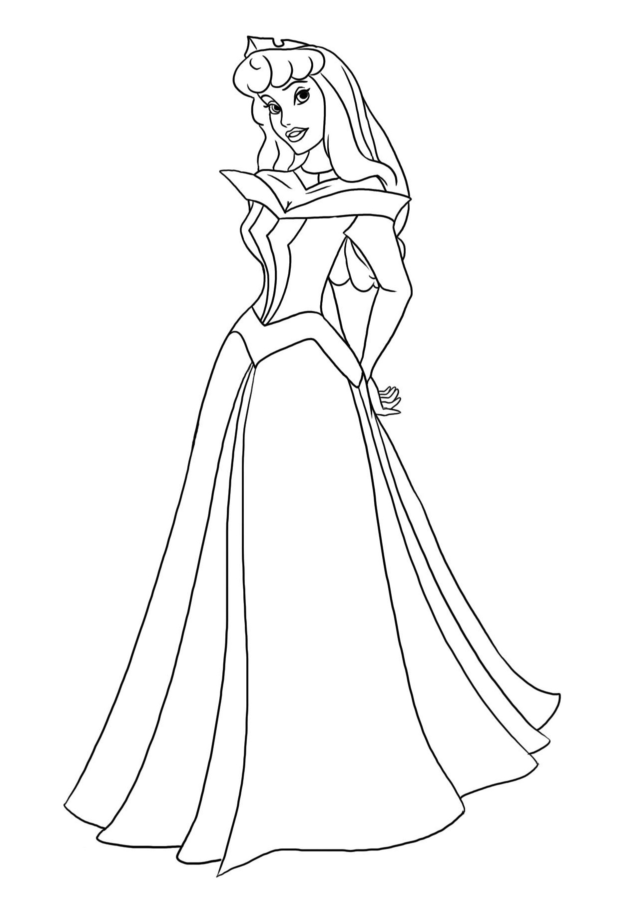 sleeping beauty coloring coloring pages sleeping beauty animated images gifs coloring beauty sleeping
