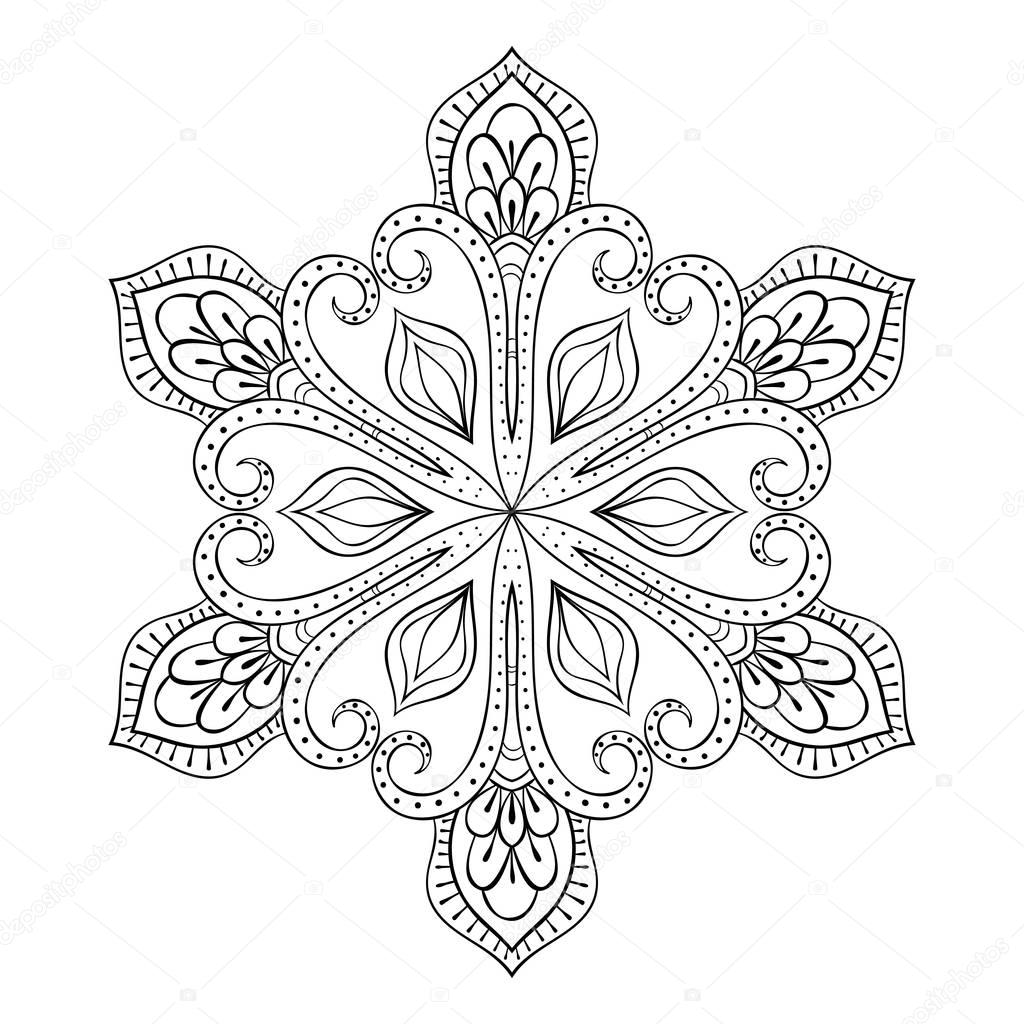 snowflake coloring pages for adults beautiful snowflake clip art and coloring pages that you snowflake for pages coloring adults