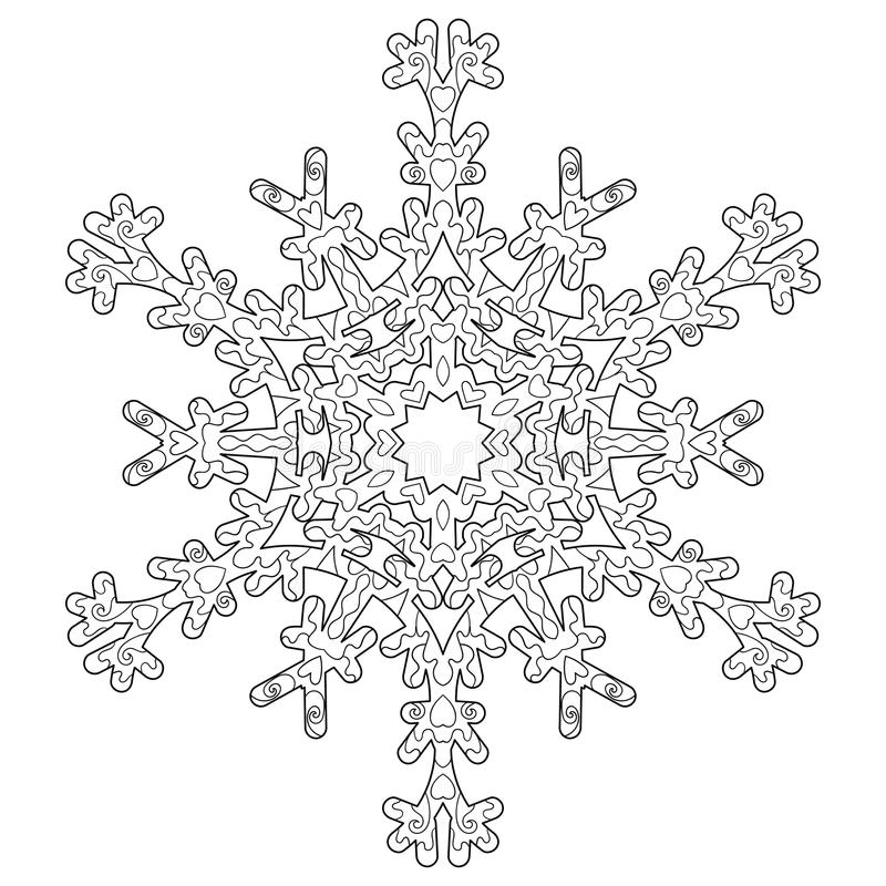 snowflake coloring pages for adults free printable snowflake coloring pages for kids coloring snowflake pages adults for