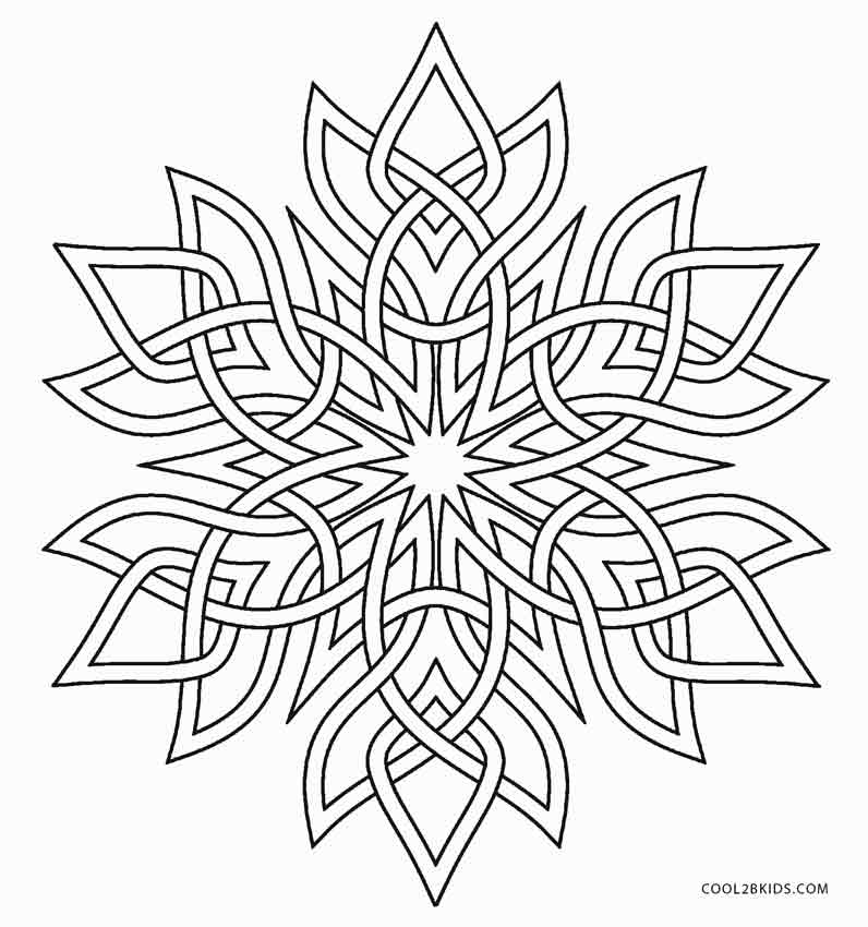 snowflake coloring pages for adults get this printable snowflake coloring pages for adults 67491 for pages adults snowflake coloring