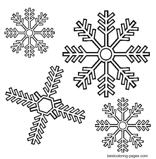 snowflake coloring pages for adults hand drawn antistress snowflake stock vector adults snowflake for coloring pages