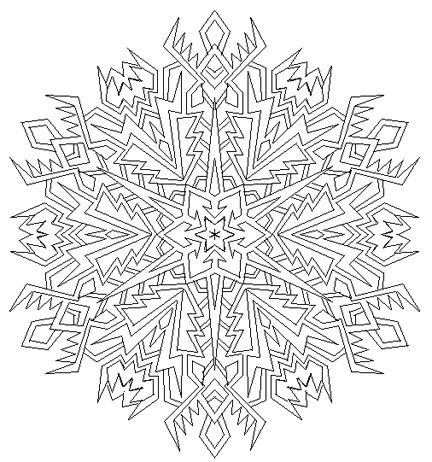 snowflake coloring pages for adults printable snowflake coloring pages for kids cool2bkids coloring for pages adults snowflake