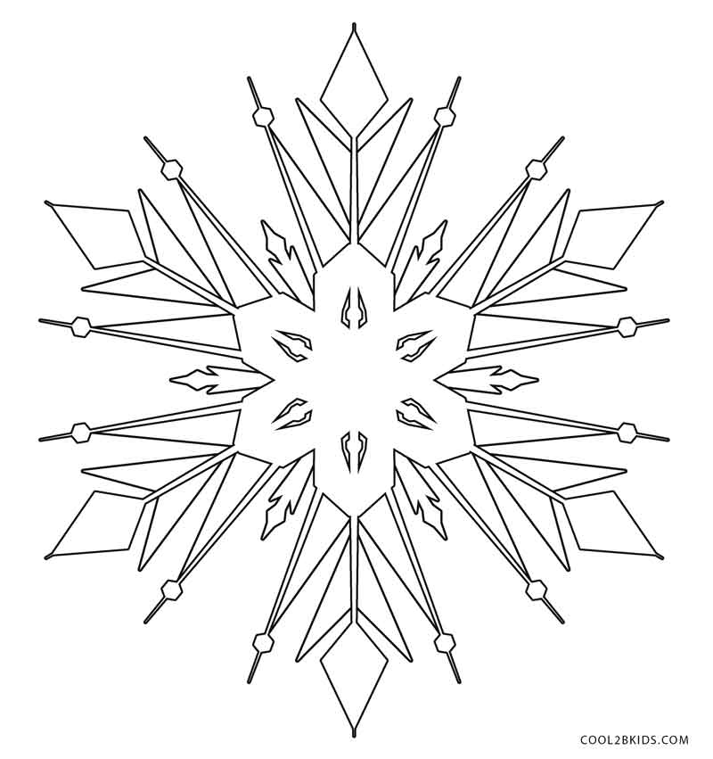 snowflake coloring pages for adults printable snowflake coloring pages for kids cool2bkids pages coloring for snowflake adults