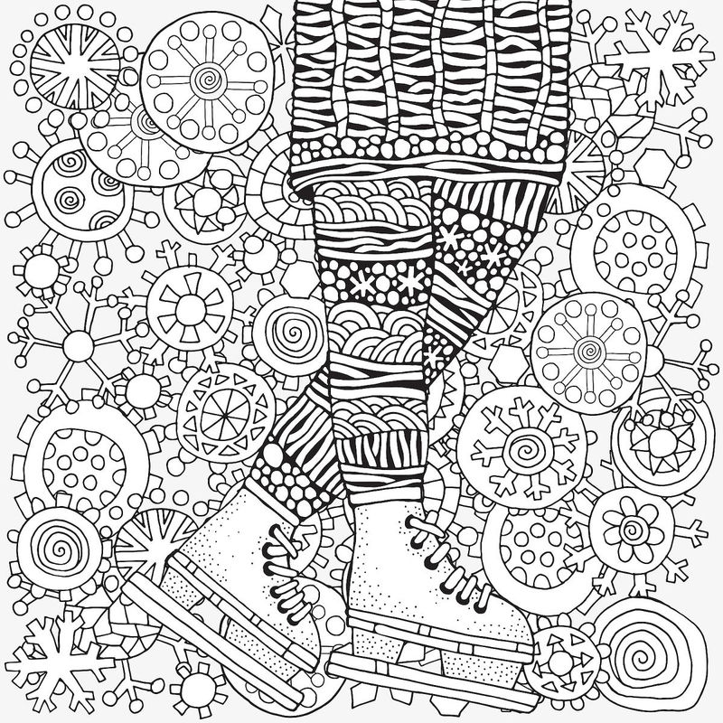 snowflake coloring pages for adults winter coloring pages for adults best coloring pages for for adults coloring pages snowflake