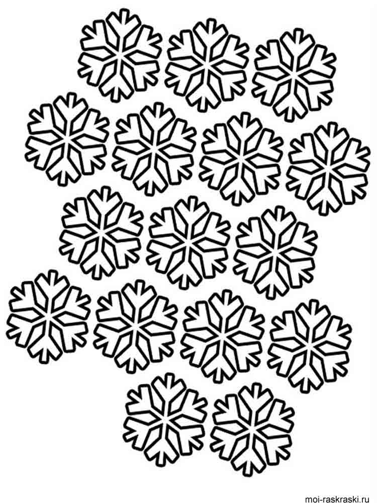 snowflake pictures to color don39t eat the paste december 2011 color to snowflake pictures