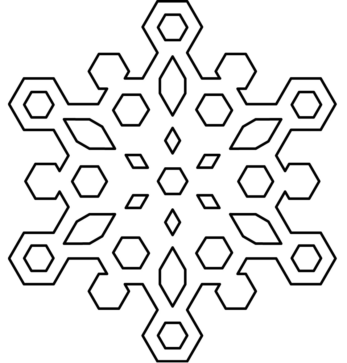 snowflake pictures to color free printable snowflake coloring pages for kids to color pictures snowflake