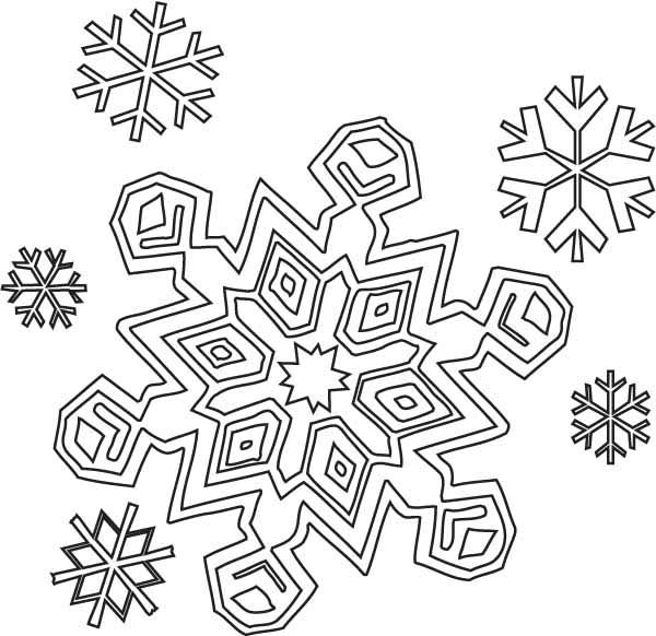 snowflake pictures to color free printable snowflake coloring pages pictures color snowflake to