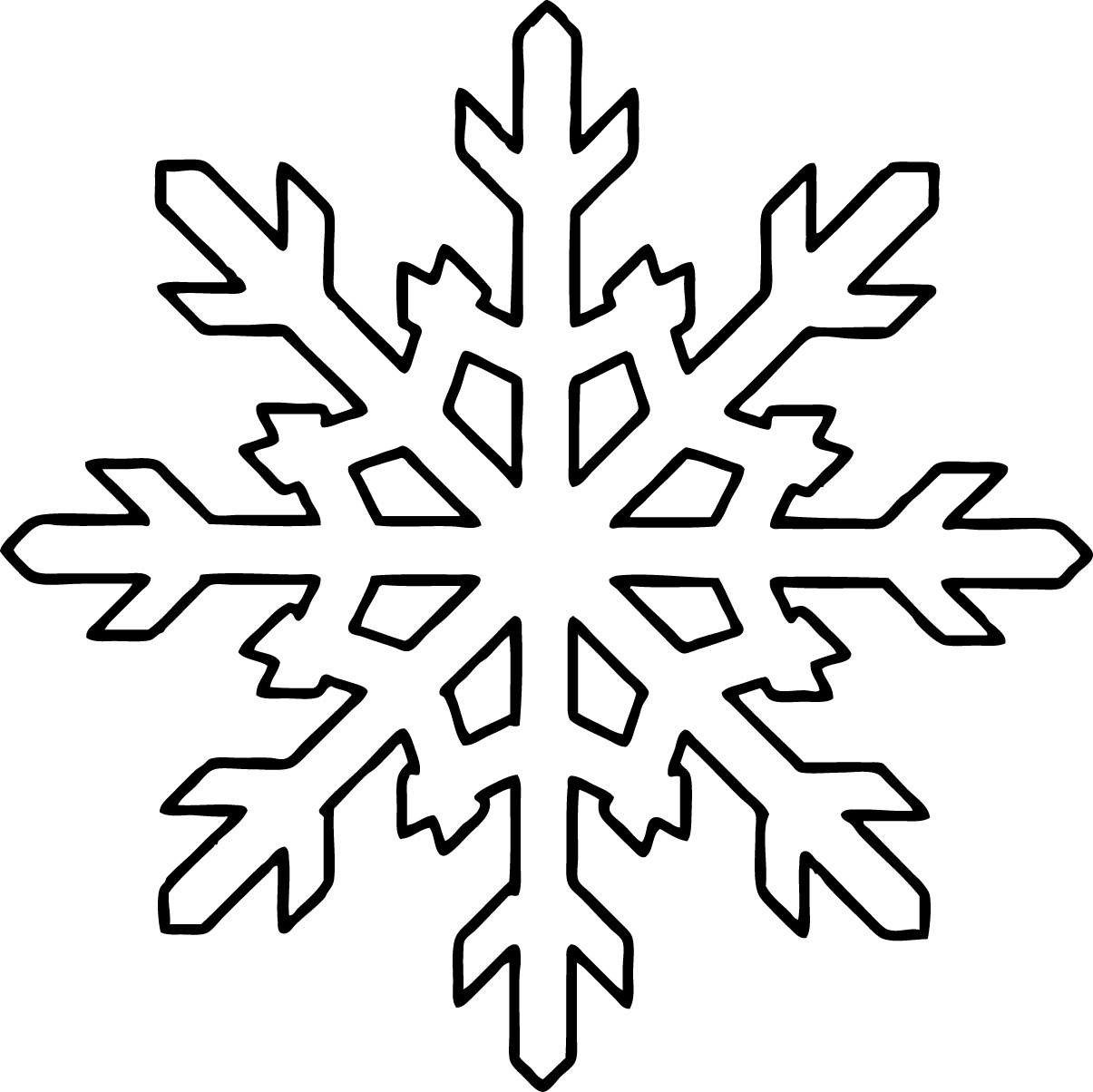snowflake pictures to color top 25 winter snowflake coloring pages easy free and to snowflake pictures color