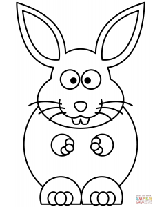 snowshoe hare coloring page snowshoe coloring pages at getcoloringscom free snowshoe hare coloring page