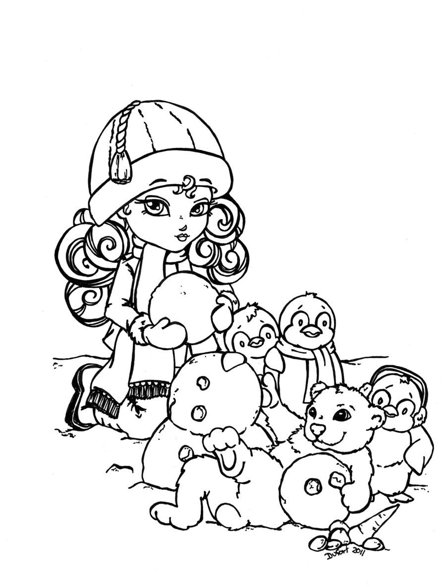 snowy day coloring page snow day printable pack winter kids winter fun page coloring snowy day