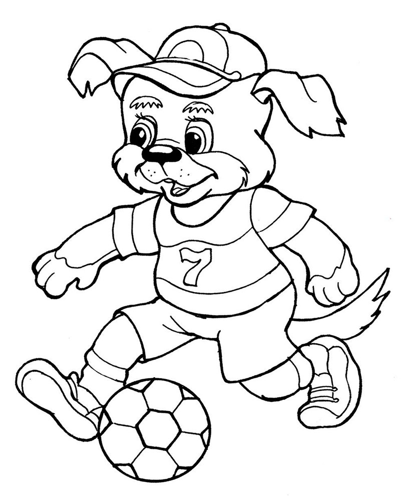 soccer player coloring pages a profesional soccer player doing a long pass coloring coloring soccer pages player