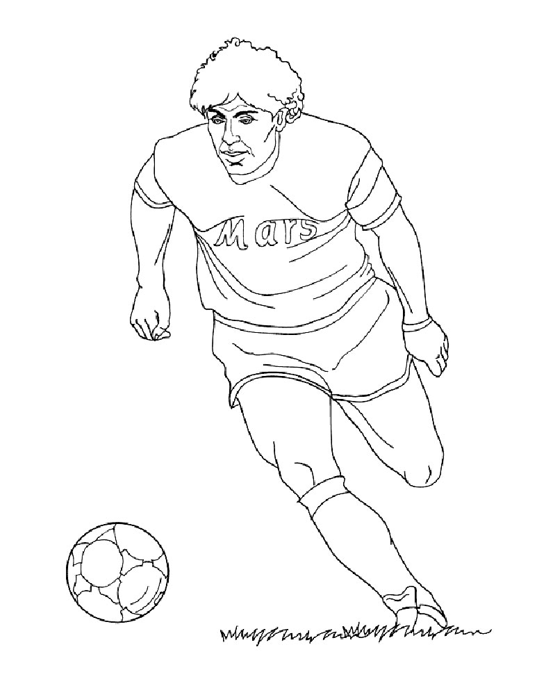soccer player coloring pages soccer player coloring pages coloring player soccer pages