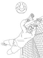 soccer player coloring pages soccer player coloring pages free printable soccer player coloring player soccer pages 1 1