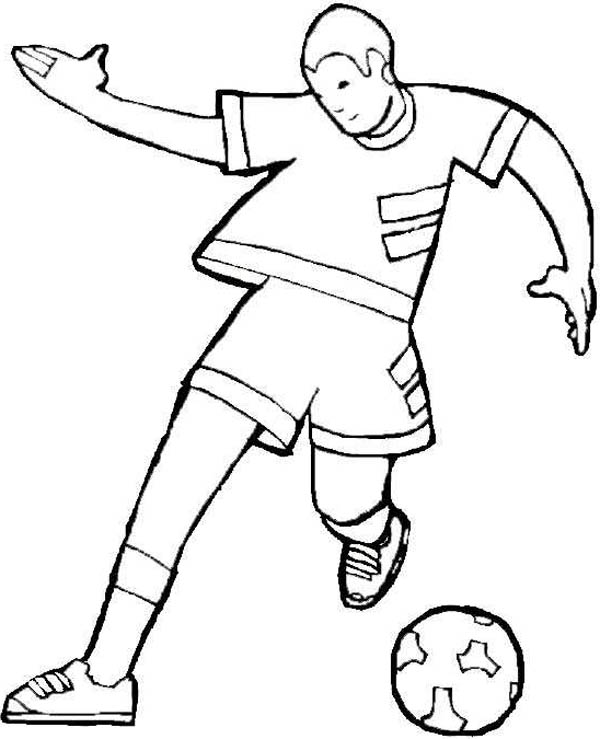soccer player coloring pages soccer player coloring pages player coloring pages soccer