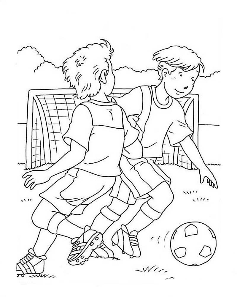 soccer player coloring pages soccer player coloring pages player coloring soccer pages 1 1