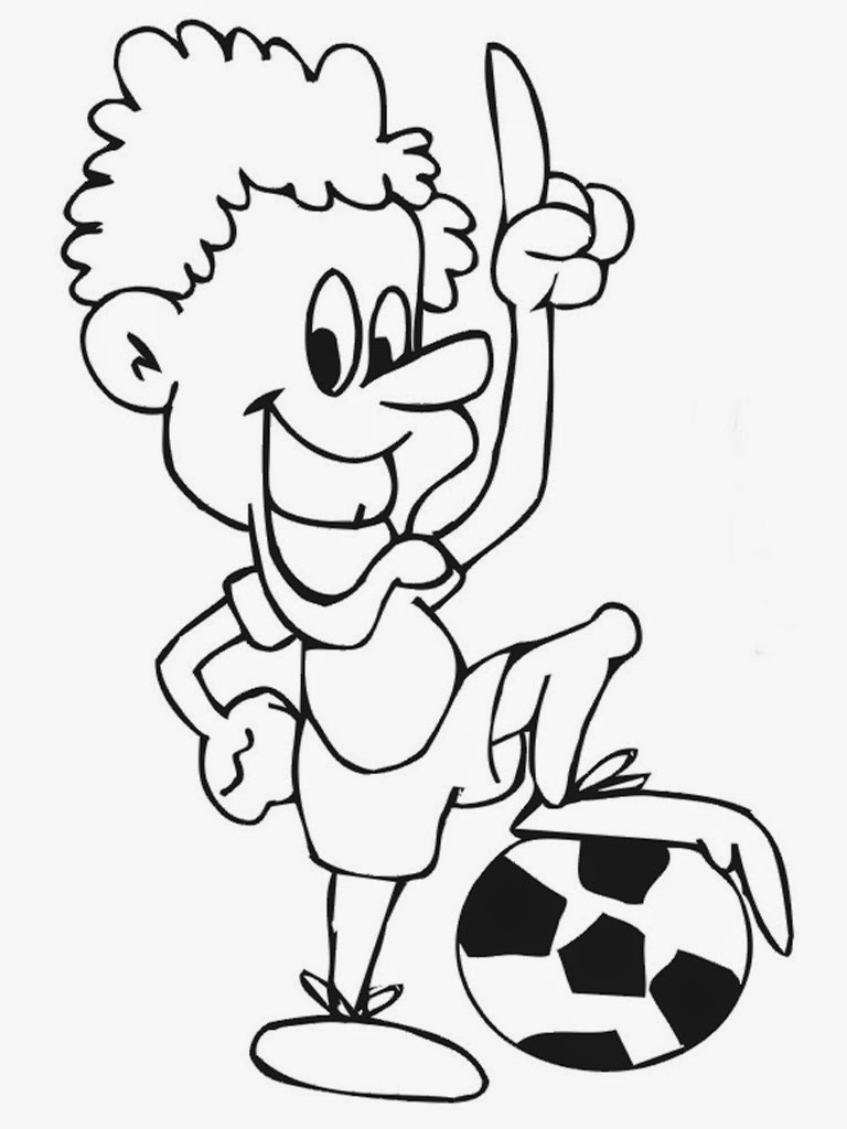 soccer player coloring pages soccer player coloring pages soccer pages coloring player