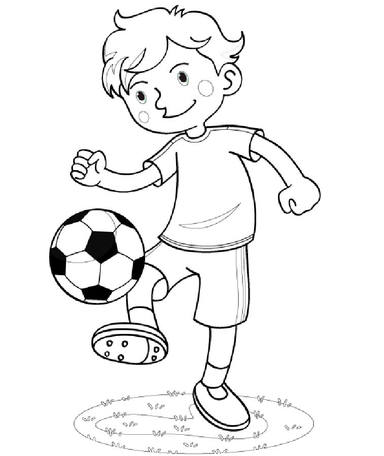soccer player coloring pages soccer player coloring pages soccer pages player coloring