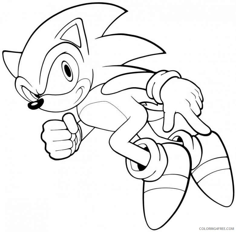 sonic the hedgehog coloring pages free printable sonic the hedgehog coloring pages coloring pages sonic hedgehog the 1 1