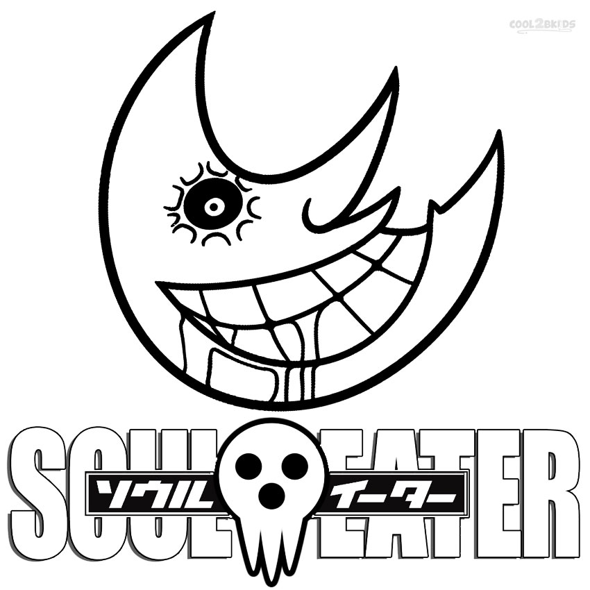soul eater coloring pages soul eater by cherryking8deviantartcom on deviantart coloring pages eater soul