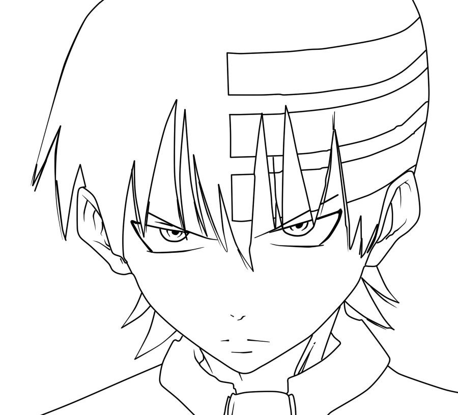 soul eater coloring pages soul team soul eater lineart by joezart63 on deviantart eater coloring soul pages