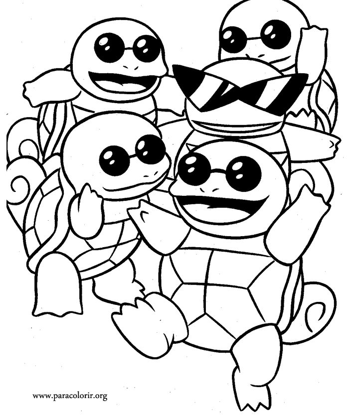 squirtle and pikachu coloring page 8 best pokemon pics to colour images on pinterest coloring pikachu page and squirtle