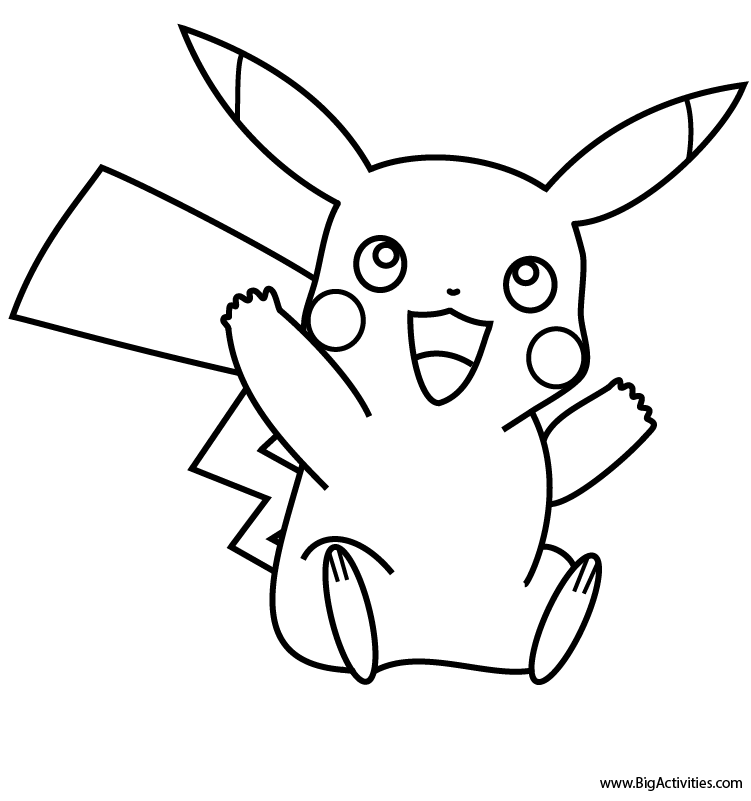 squirtle and pikachu coloring page pikachu coloring page pokemon coloring page squirtle and pikachu