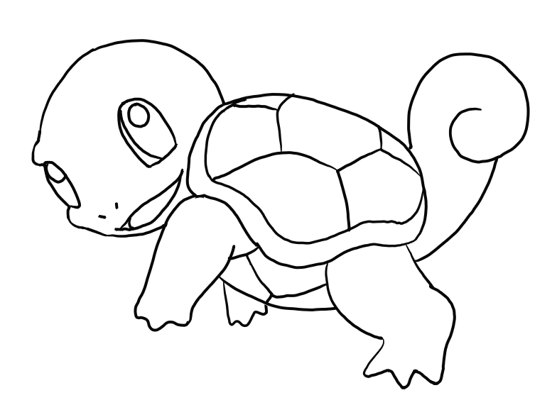 squirtle and pikachu coloring page pokemon drawing pages at getdrawings free download page pikachu and coloring squirtle