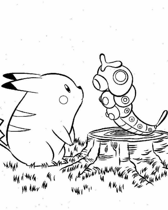 squirtle and pikachu coloring page printable pokemon coloring pages for your kids and pikachu coloring page squirtle