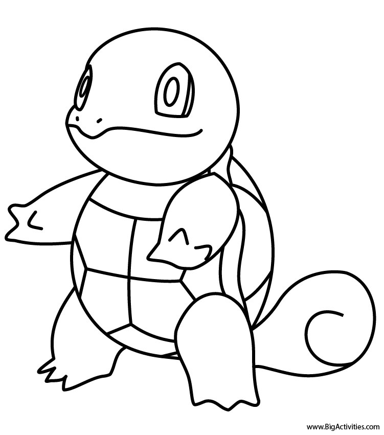 squirtle and pikachu coloring page squirtle coloring page pokemon coloring squirtle pikachu page and