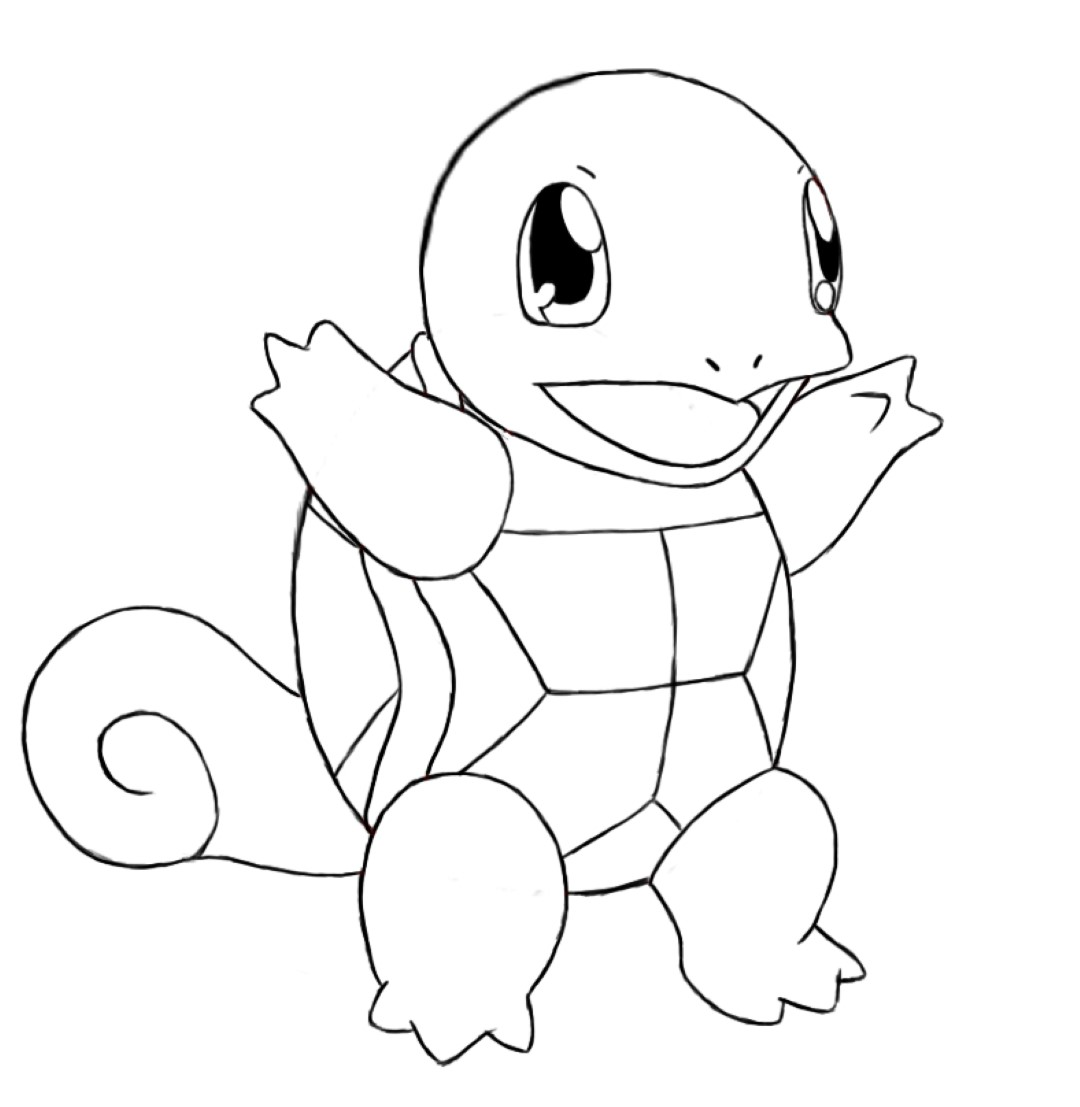 squirtle and pikachu coloring page squirtle coloring pages to download and print for free pikachu squirtle and coloring page
