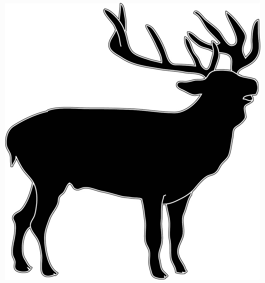 stag silhouette animal silhouette silhouette clip art silhouette stag