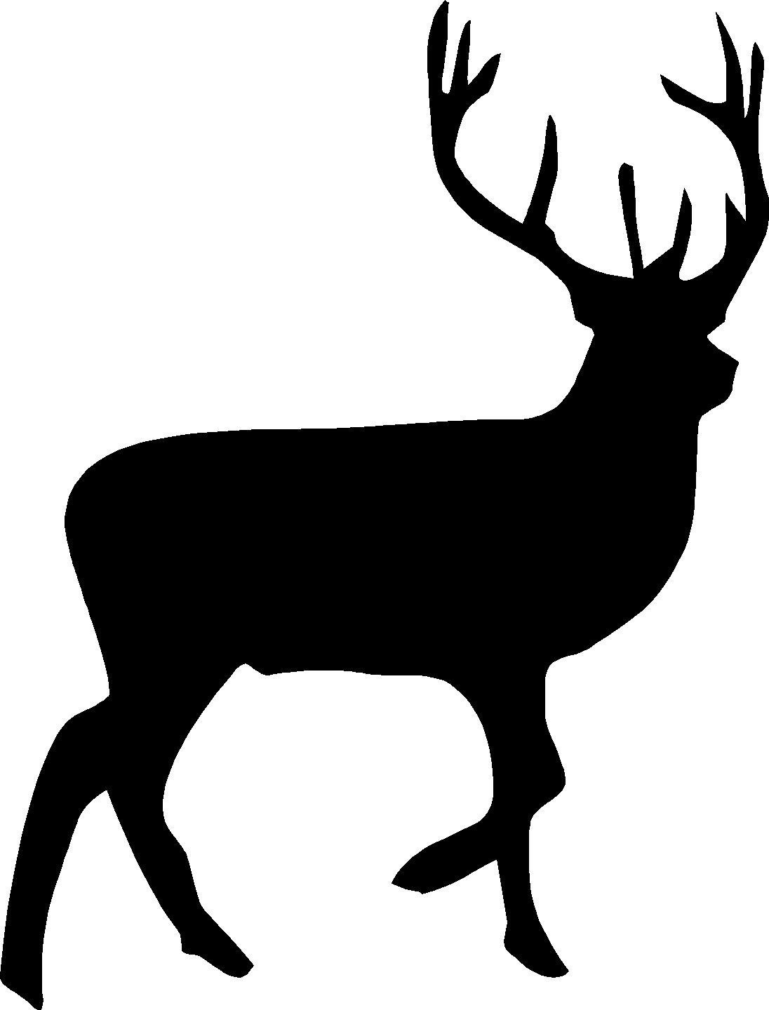 stag silhouette deer silhouette png transparent deer silhouette png image silhouette stag