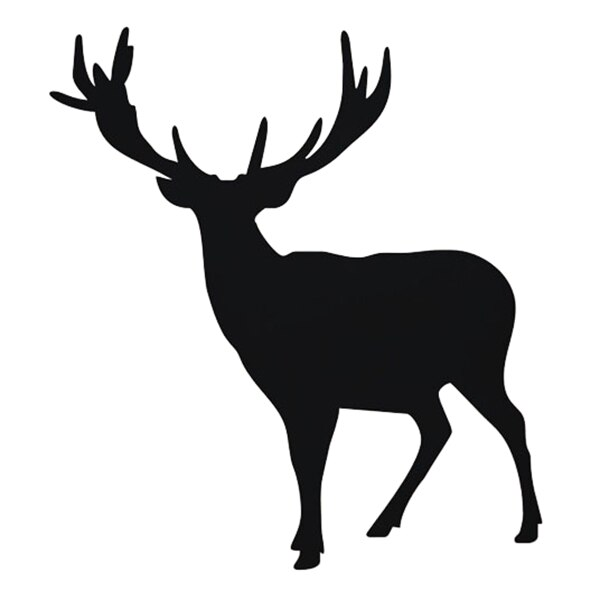 stag silhouette stag silhouette graphic by idrawsilhouettes creative stag silhouette