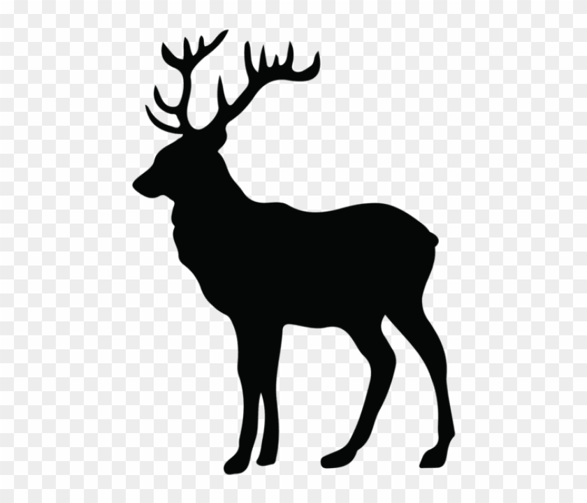 stag silhouette stag silhouette small rubber stamp stag silhouette