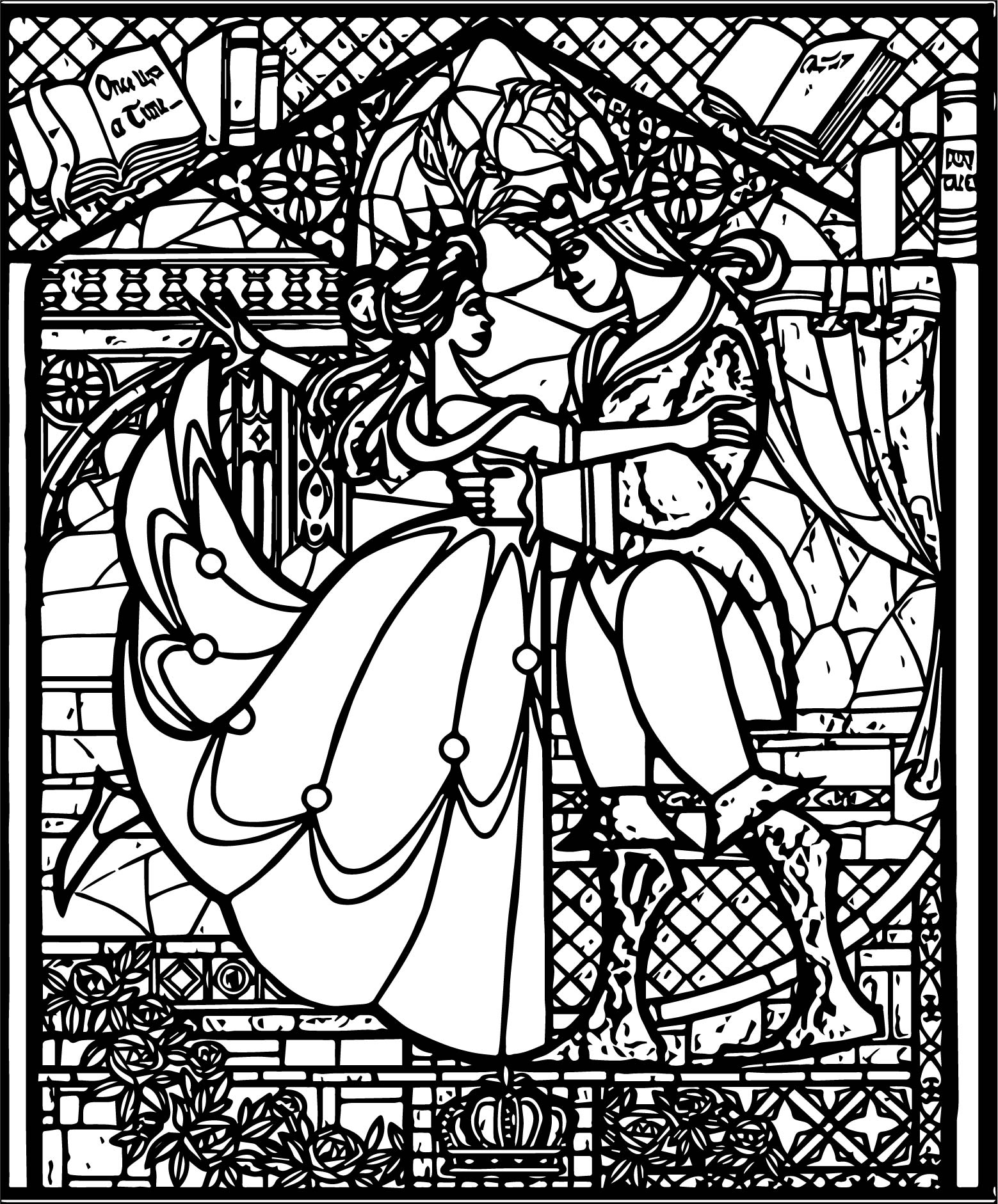 stained glass coloring page medieval stained glass coloring pages download and print glass coloring stained page