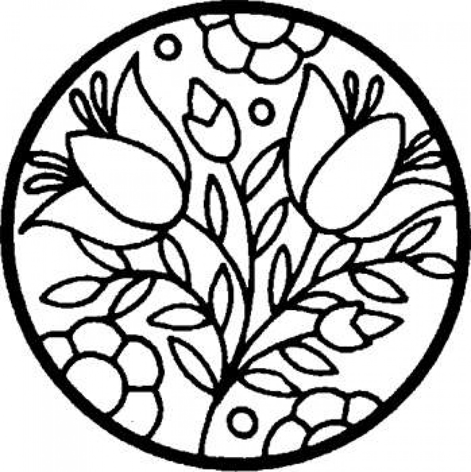 stained glass coloring page printable easter stained glass coloring pages coloring home stained coloring glass page