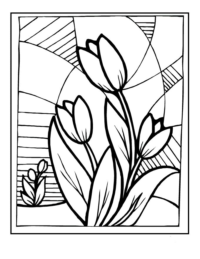 stained glass coloring page simple stained glass coloring pages coloring home stained coloring page glass