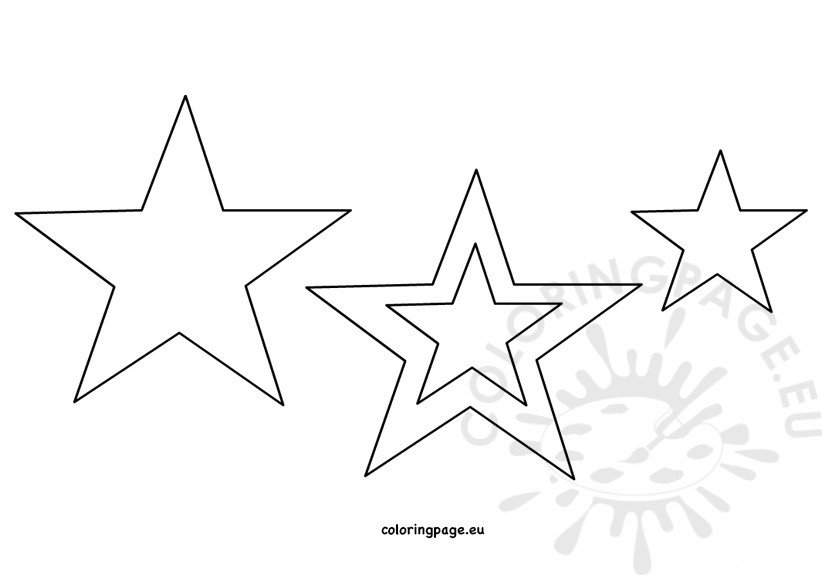 star printable 5 best images of large star stencil printable large star printable star
