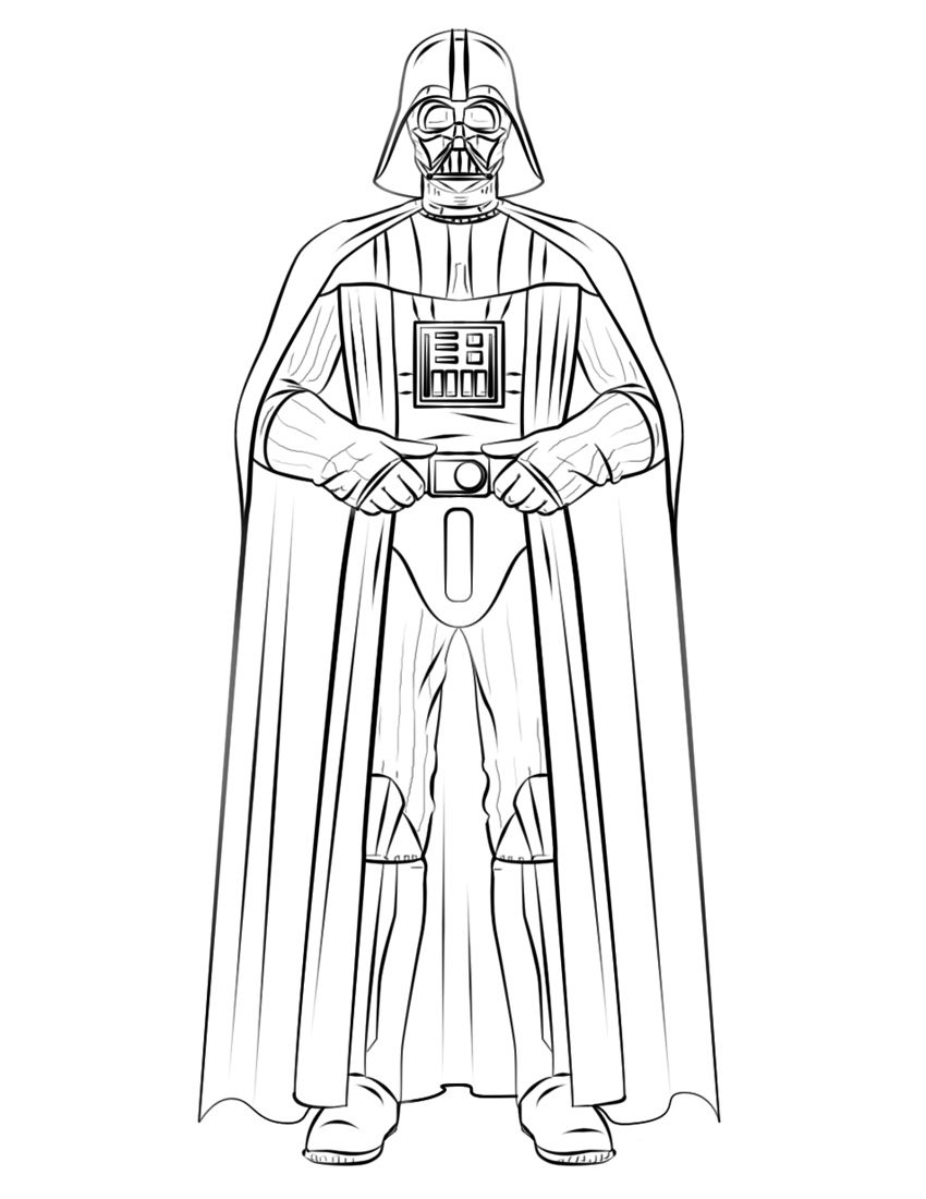 star wars darth vader coloring pages darth vader coloring pages to download and print for free wars coloring star vader pages darth